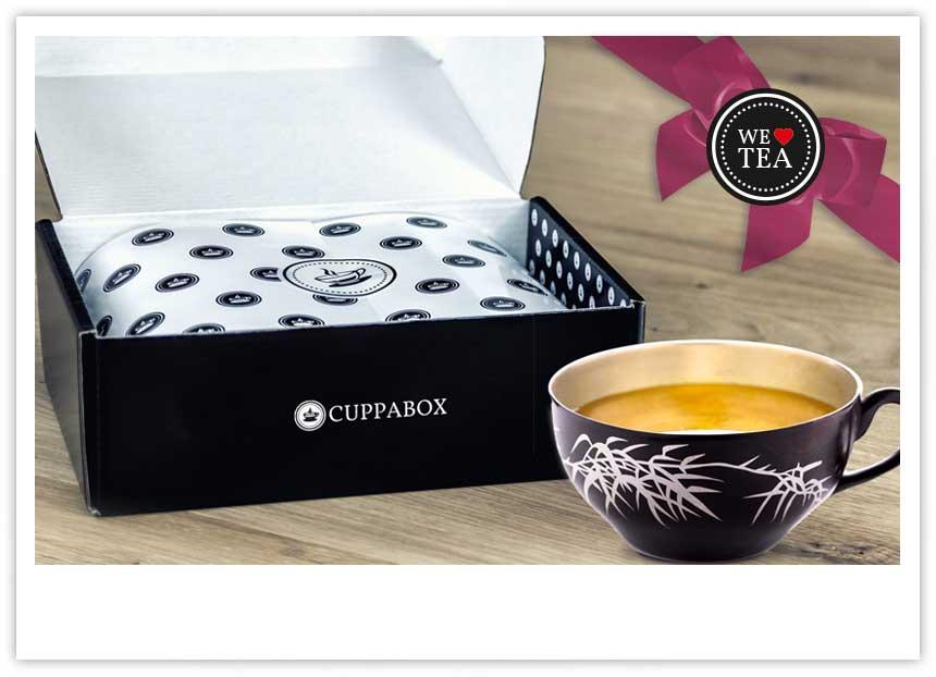bestellung der cuppabox in wenigen schritten. Black Bedroom Furniture Sets. Home Design Ideas